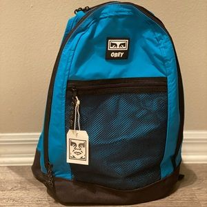 NWT OBEY Takeover Day Pack (BackPack)